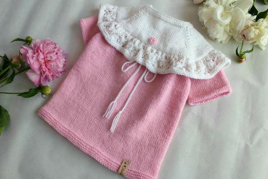 Платьице для маленькой принцессы