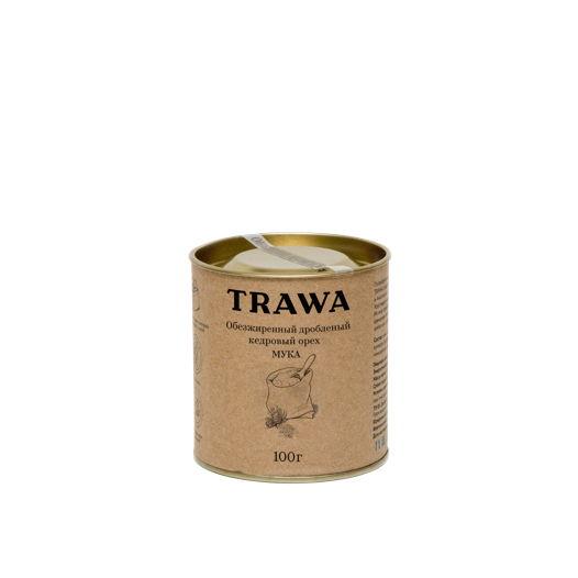 Обезжиренный дробленый кедровый орех (МУКА), 100 гр