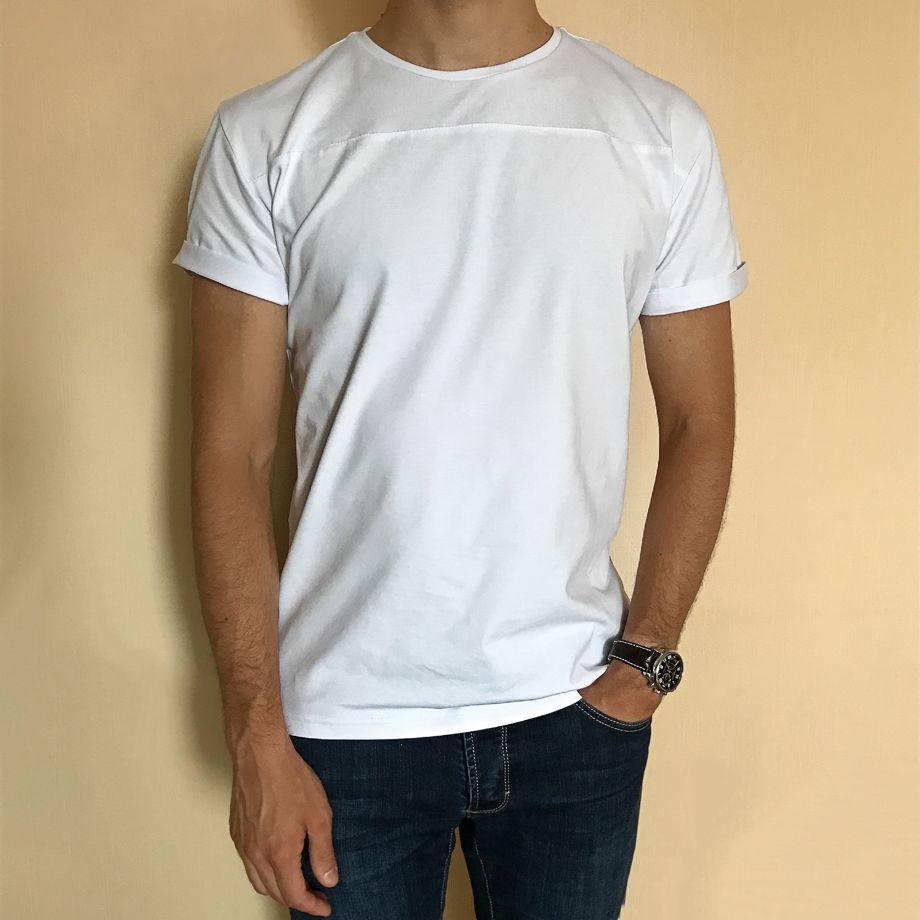 Мужские футболки в 4-х цветах