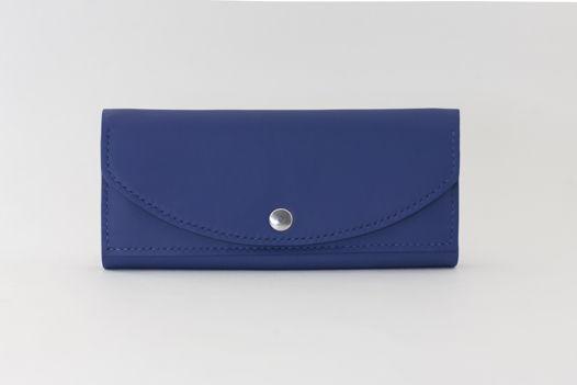 Кошелек Long Wallet синий