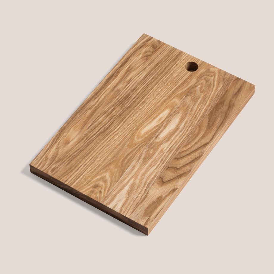 Прямоугольная деревянная доска х «Простые вещи»