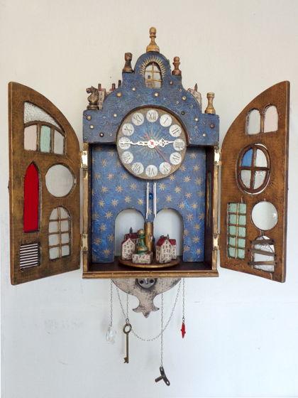 """Часы """"Старое время"""""""