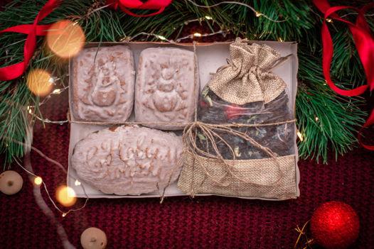 Набор новогодний « Пряник и чай»