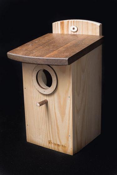 """Скворечник из дерева для птиц """"Марракеш"""""""