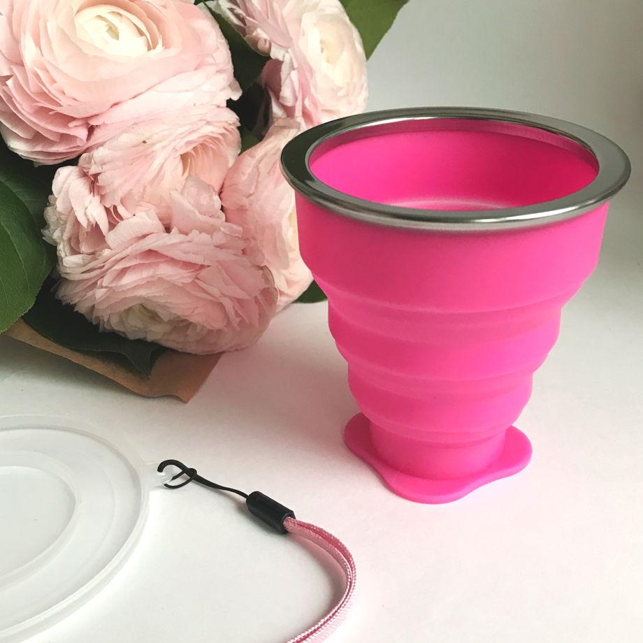 Многоразовый стакан (180 мл)