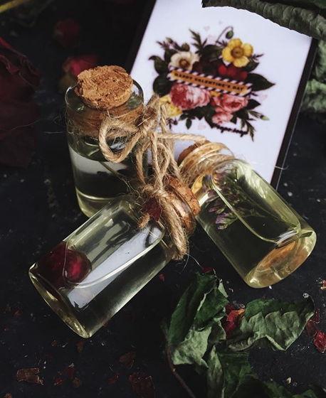 Парфюмированные масла (масляные духи)