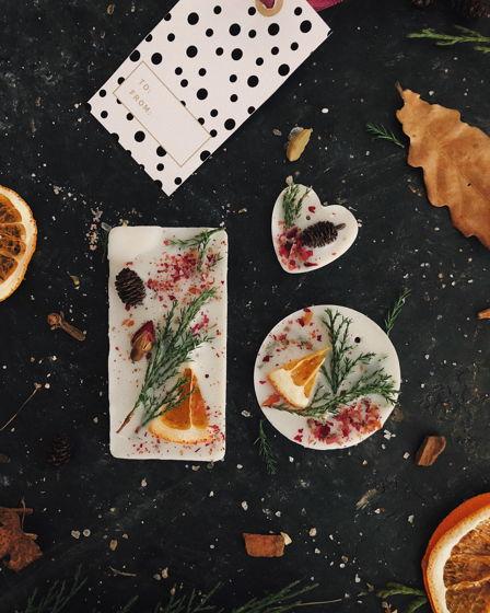 Набор новогодних флорентийских саше