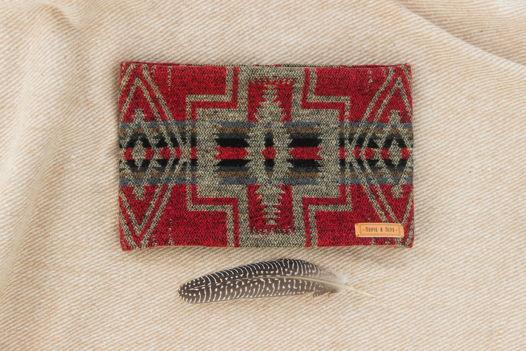 """Снуд """"Узоры навахо"""", ручная работа"""