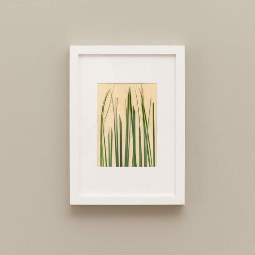 Панно с зеленой травой