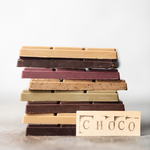 "Набор шоколада ""50 оттенков шоколадного"" mini"