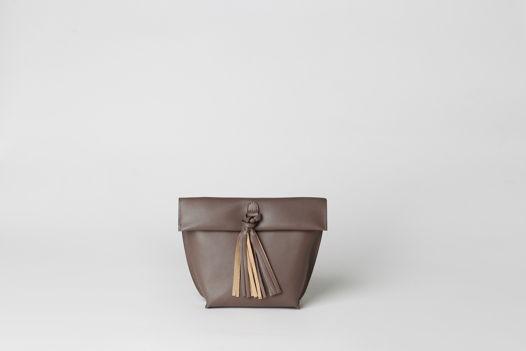 Кожаная сумка клатч через плечо - TAKUMI - crossbody bag real leather. В наличии в Москве