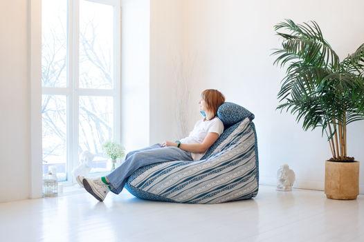 Бескаркасное кресло Ocean 3x