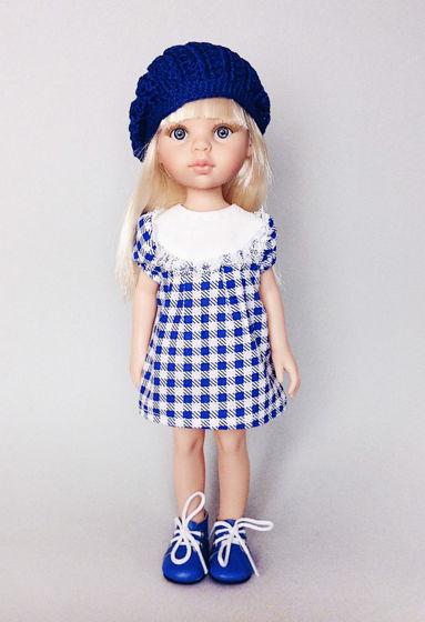 Виниловая кукла Клаудия