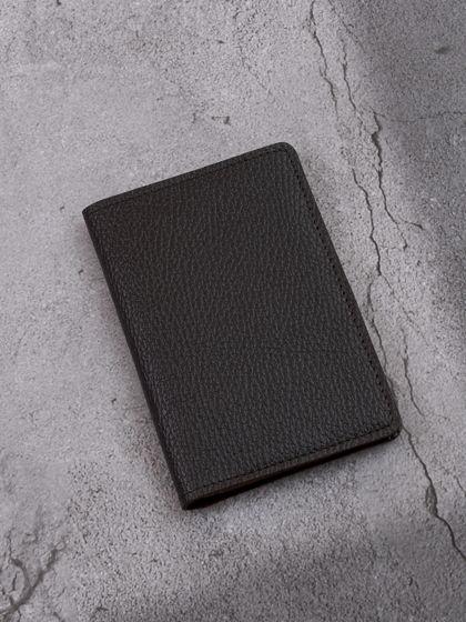 """Обложка для паспорта """"Verona"""" Гермес Горький шоколад"""