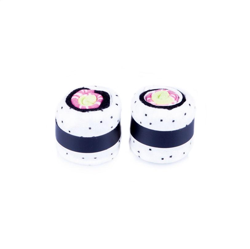 Носки в форме роллов DOIY Maki Californian Roll Socks