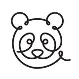 Panda loves you