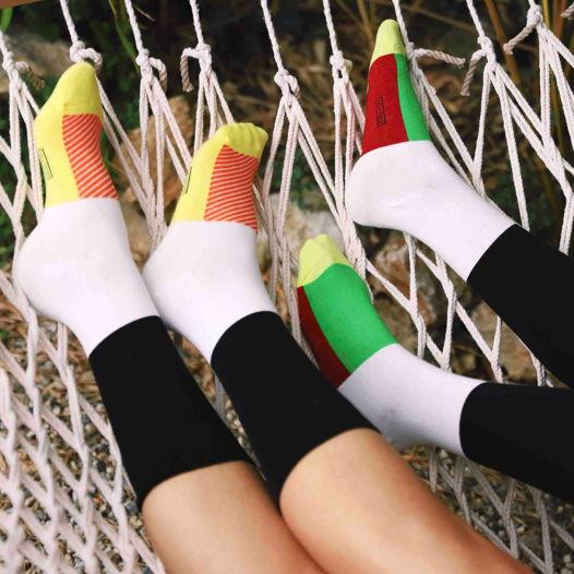Носки DOIY в форме сета из роллов