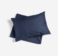 Синее постельное белье Спок