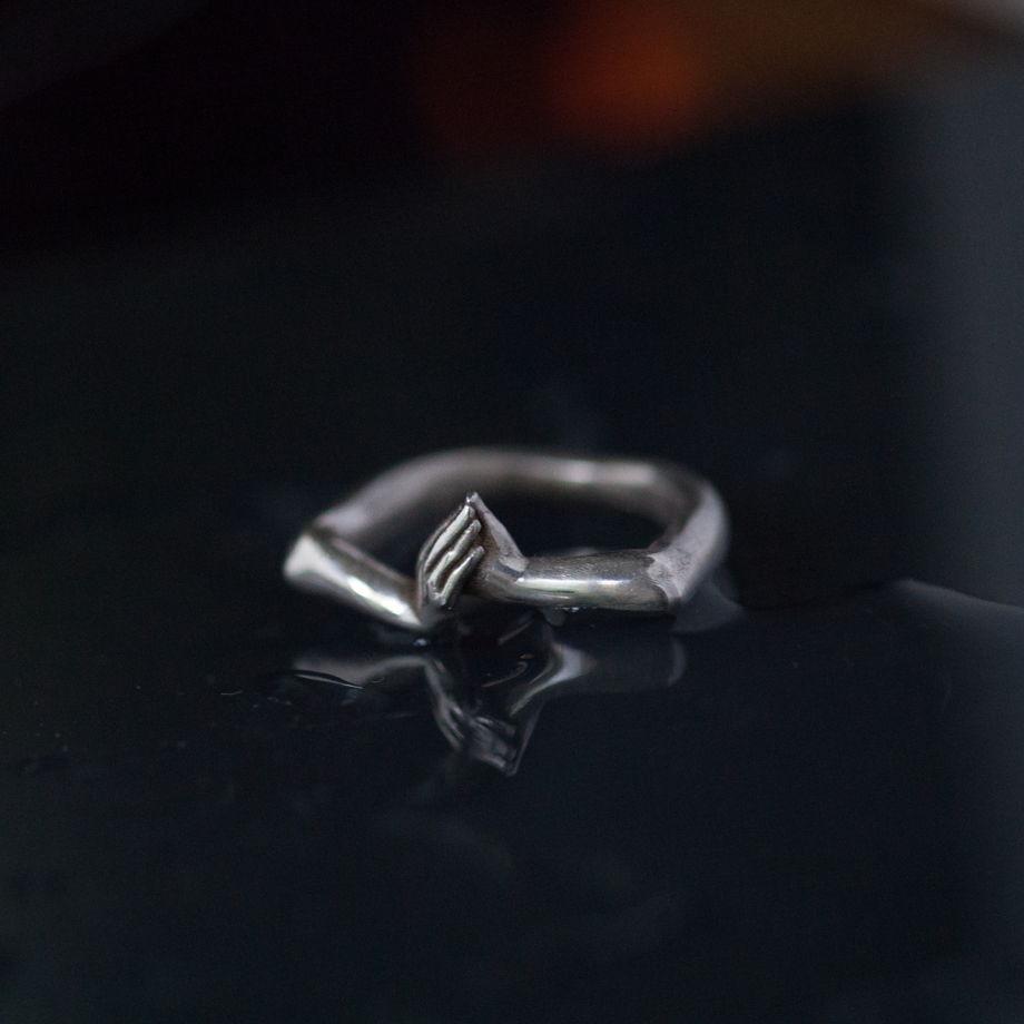 Йога-кольцо мудра «Раковина»