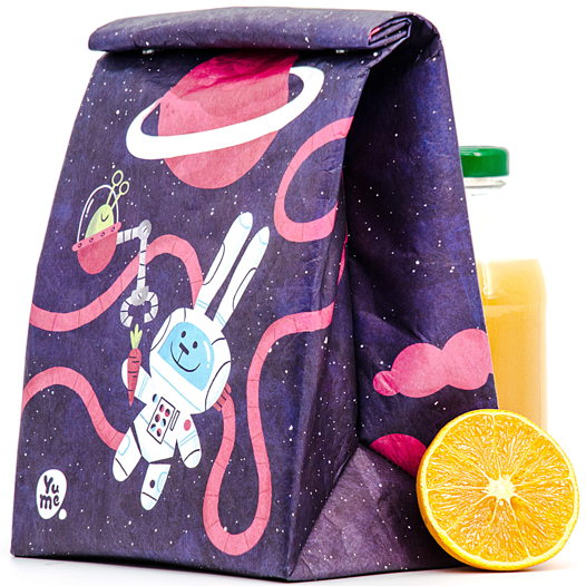 "Термосумка Youshi Lunch Bag ""Astro Bunnies"" от YuMe"