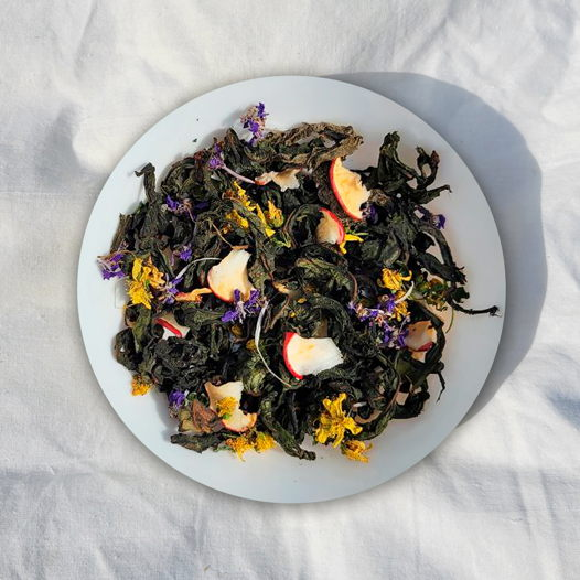 Иван-чай фруктовый ( с яблоком и зверобоем)