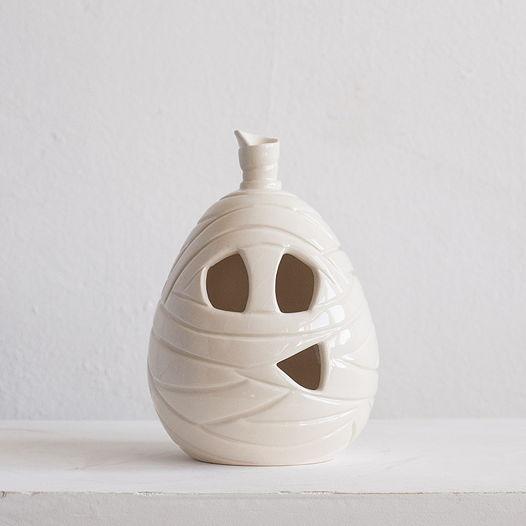 """Подсвечник из керамики """"Mummy"""""""