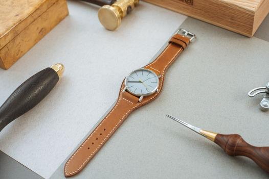 Ремень для часов ручной работы Full Bund Strap