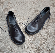 Ботинки женские ручной работы BASIC