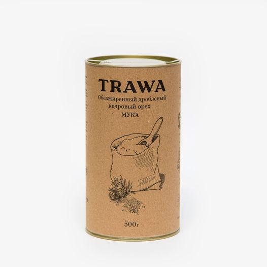 Обезжиренный дробленый кедровый орех (МУКА), 500 гр