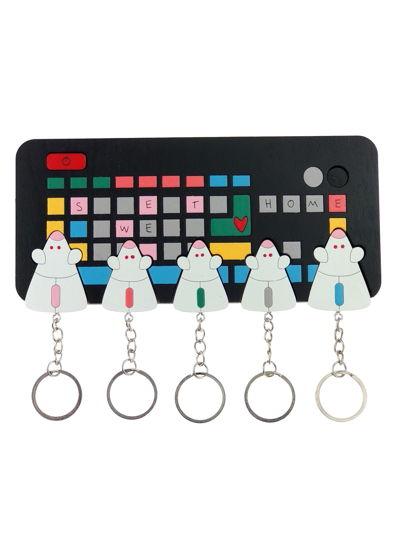 ключница «мышь клавиатура х5»