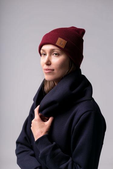 Теплая шапка Маяк
