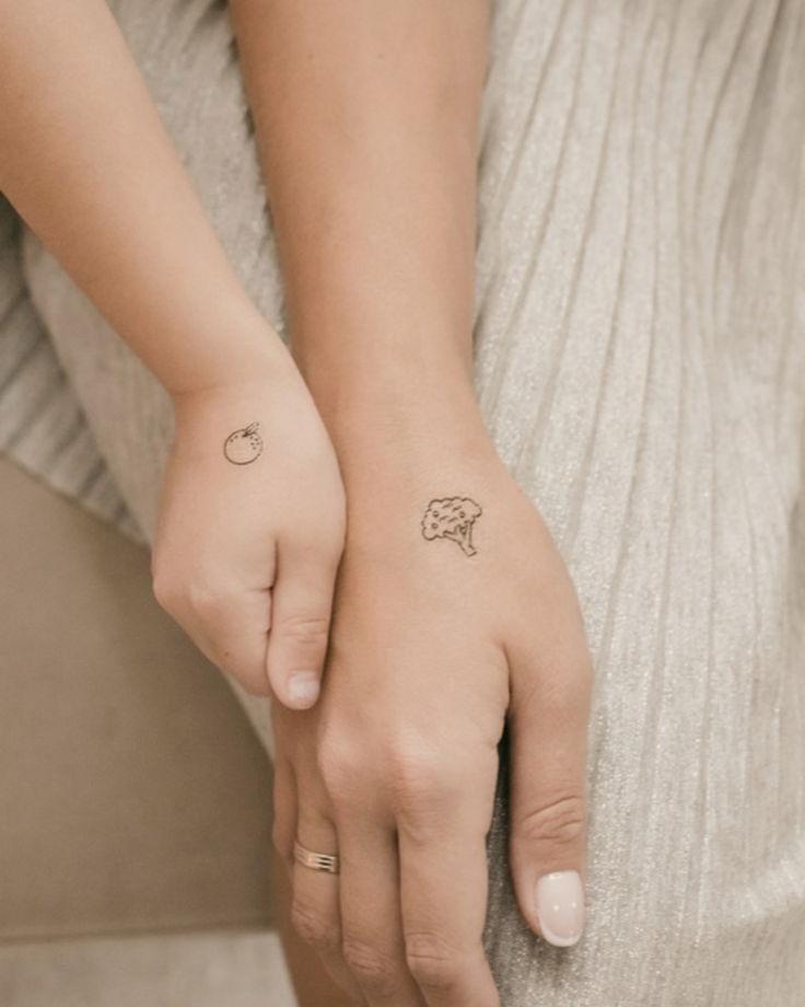 """Временные переводные татуировки MimiToo """"Фламинго"""" для детей и взрослых"""