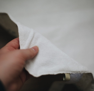 Пеленальный коврик с застежкой