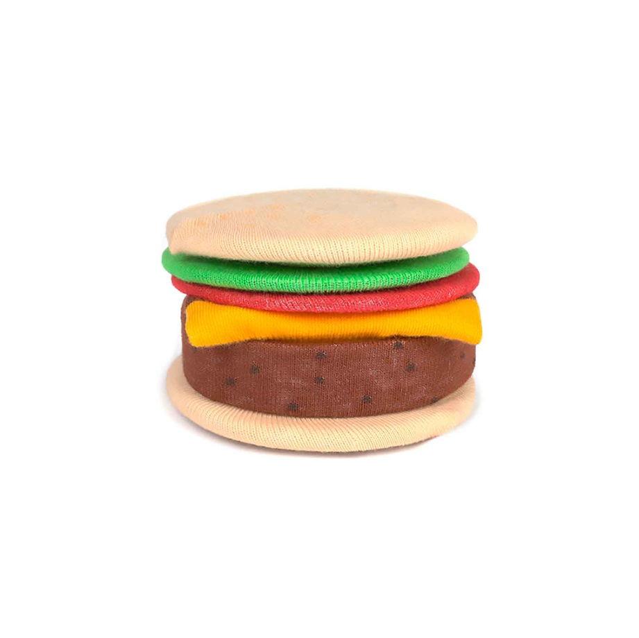 Носки DOIY в форме бургера