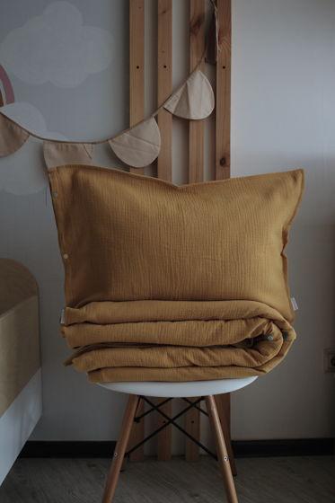 Детское постельное белье из муслина, 110/150 см