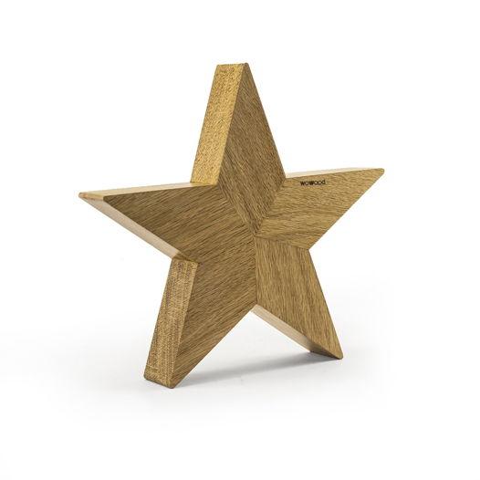 Звезда из массива дуба Stark 190