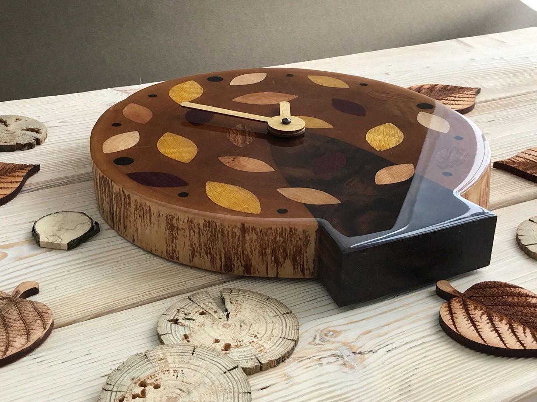 Настольные или настенные часы «Дерево»