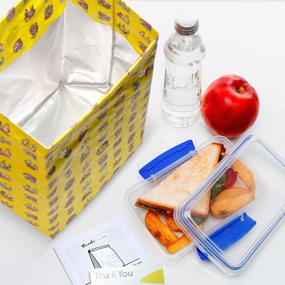 """Термо-сумка Youshi Lunch Bag """"Lunch time"""" от YuMe"""