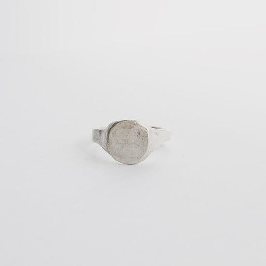Печатка из серебра