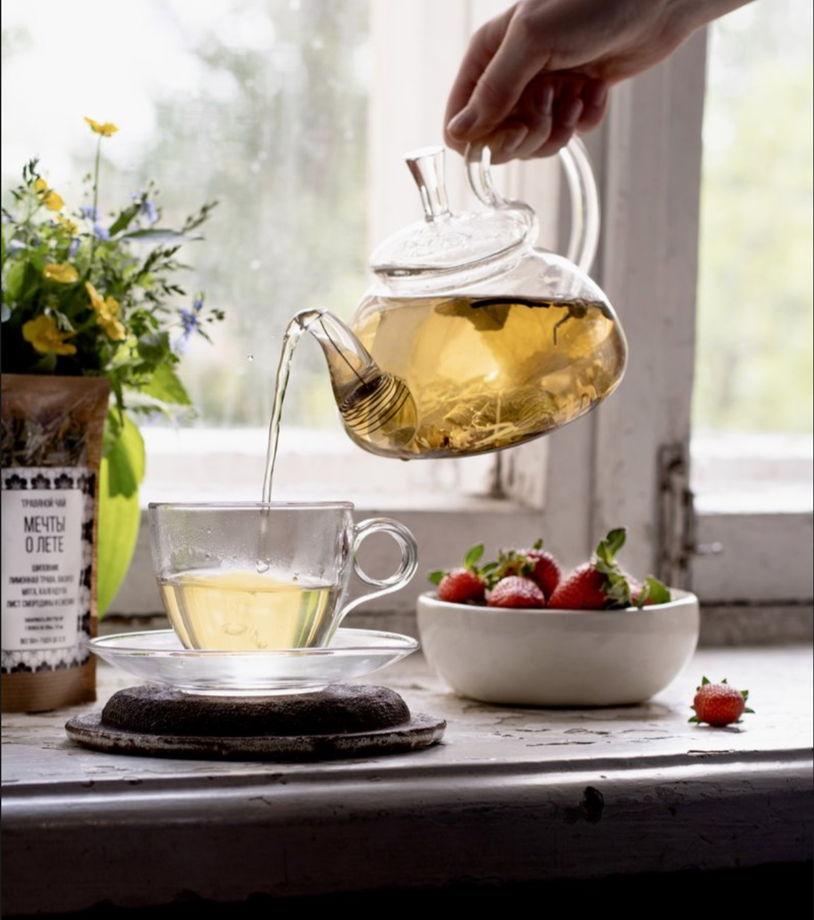 Травяной чай «Мечты о лете»