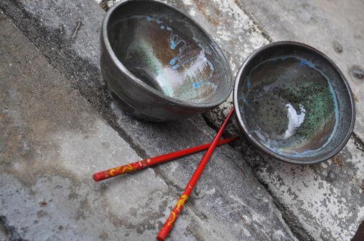 "Набор керамических пиал ""Япония"""