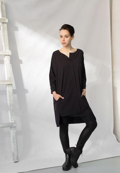 Блуза Моно | черный