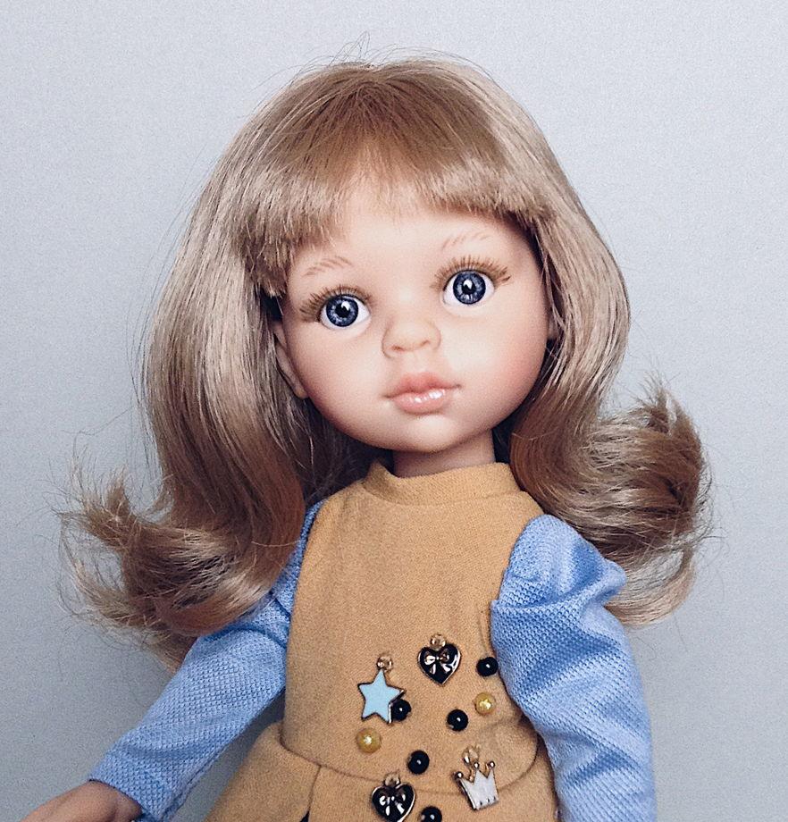 Виниловая куколка Карла