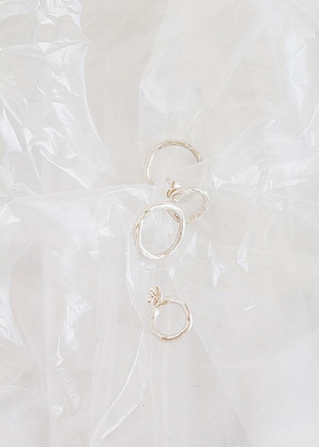 """серебряное кольцо """"шёпот волн"""""""