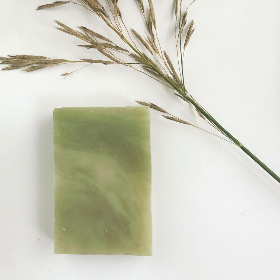 Натуральное мыло с эфирными маслами на выбор, 100 г