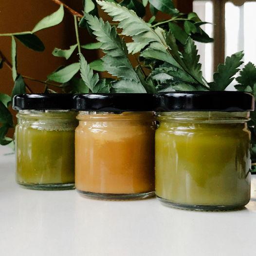 Натуральные бальзамы на травах и эфирных маслах - раскрытие Вишудха чакры