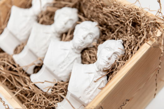 Кабинетная скульптура-саше Александр Суворов