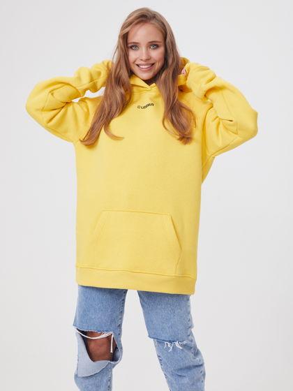 Худи UniSex Желтый