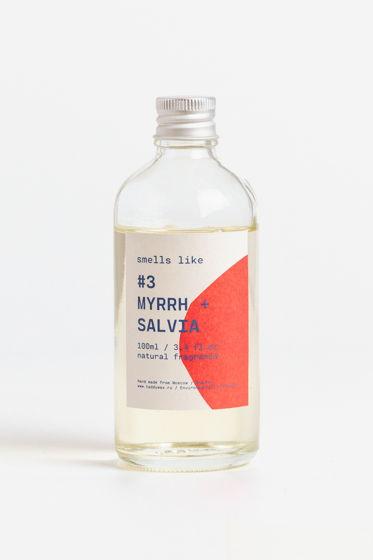 Диффузор Smells Like. #3 Myrrha + Salvia, 100мл