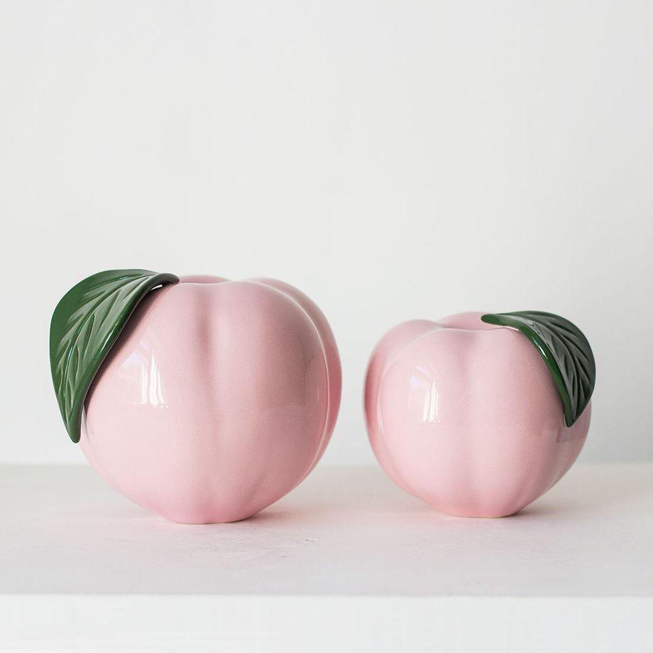 Керамическое яблоко  большое
